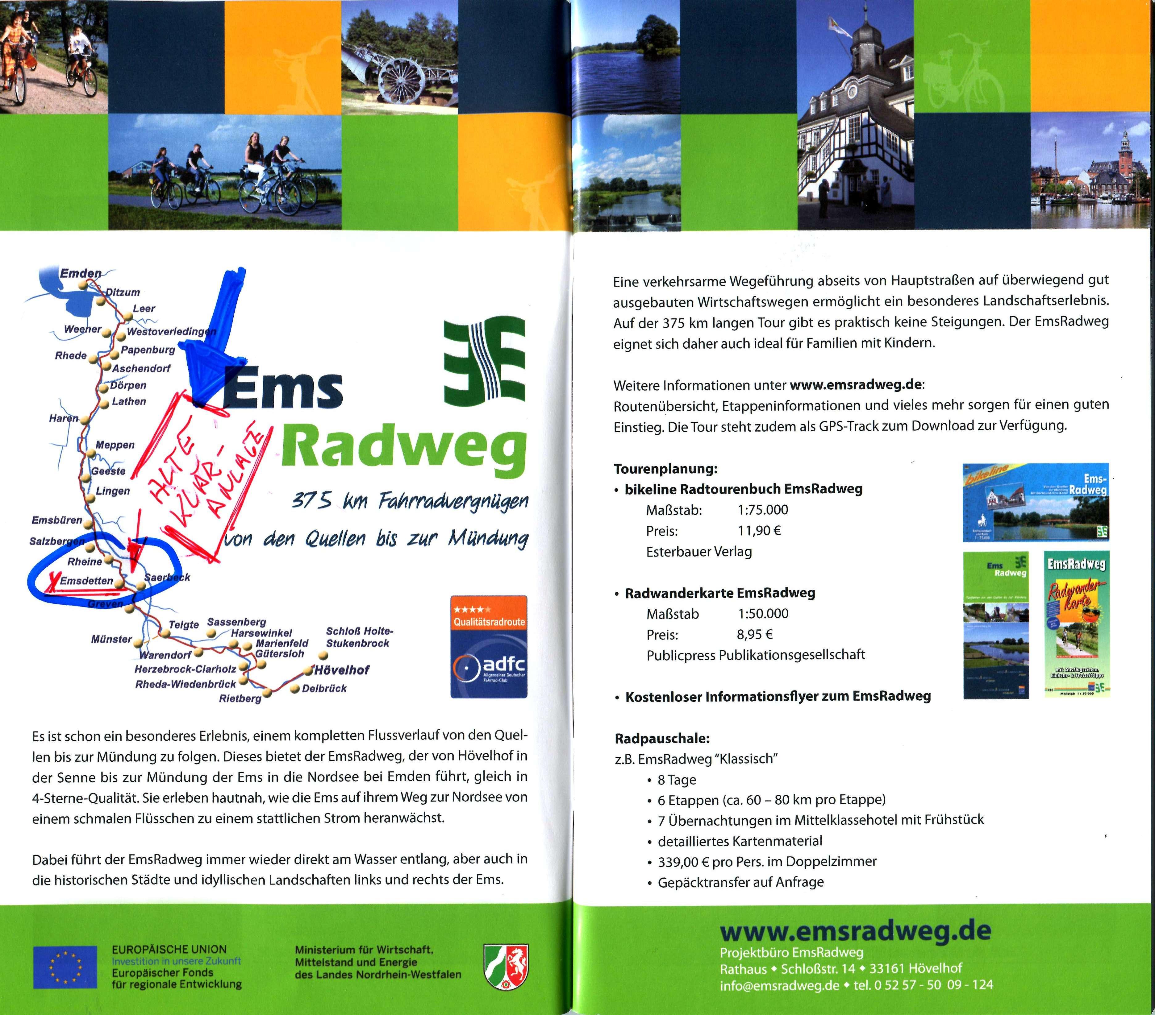 Ems-Radweg
