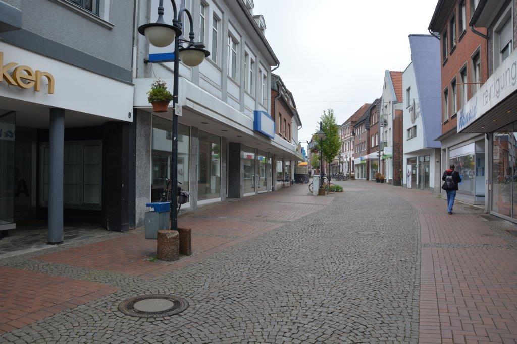 Stadtplanung Neu Denken Pastorsgarten Erhalten Und Markt